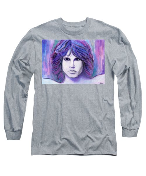 Jim Morrison Long Sleeve T-Shirt