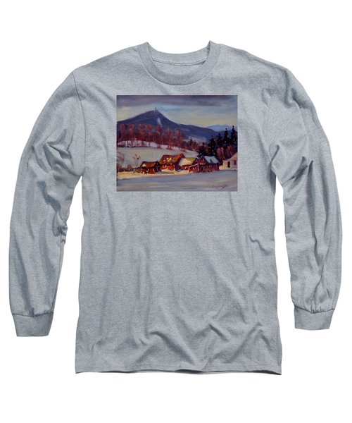 Jimmie's Place Long Sleeve T-Shirt