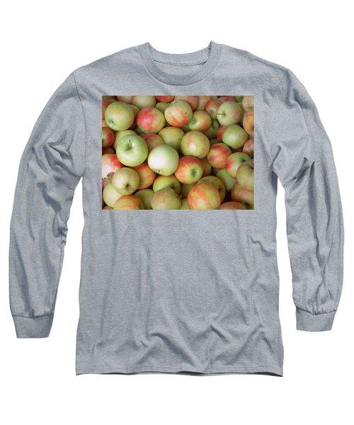Jonagold Apples Long Sleeve T-Shirt