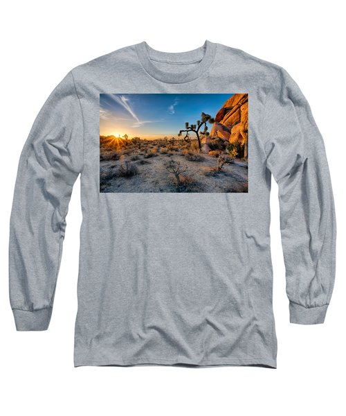Joshua's Sunset Long Sleeve T-Shirt