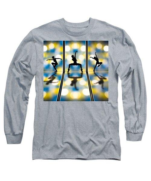 Joy Of Movement Long Sleeve T-Shirt