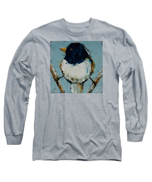 Junco On Stilts Long Sleeve T-Shirt