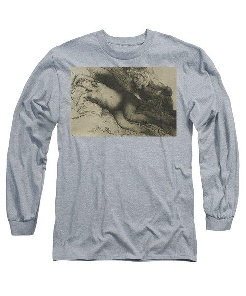 Jupiter And Antiope Long Sleeve T-Shirt
