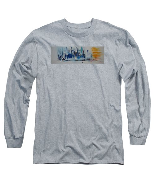Just Another Day In New York City Long Sleeve T-Shirt