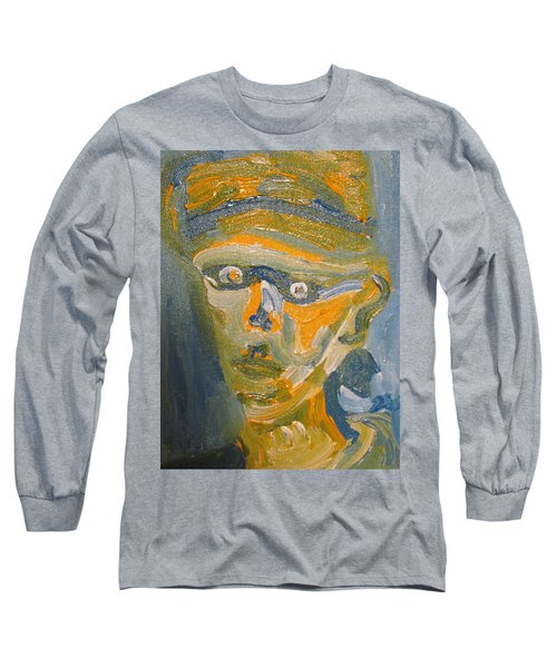 Just Another Face Long Sleeve T-Shirt