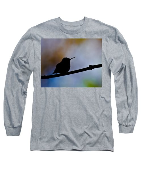 Long Sleeve T-Shirt featuring the photograph Just Chillin by Robert L Jackson