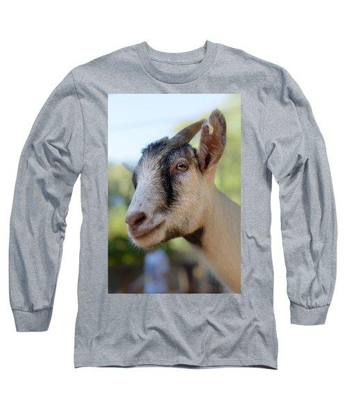 Just Say Chiiiz Long Sleeve T-Shirt