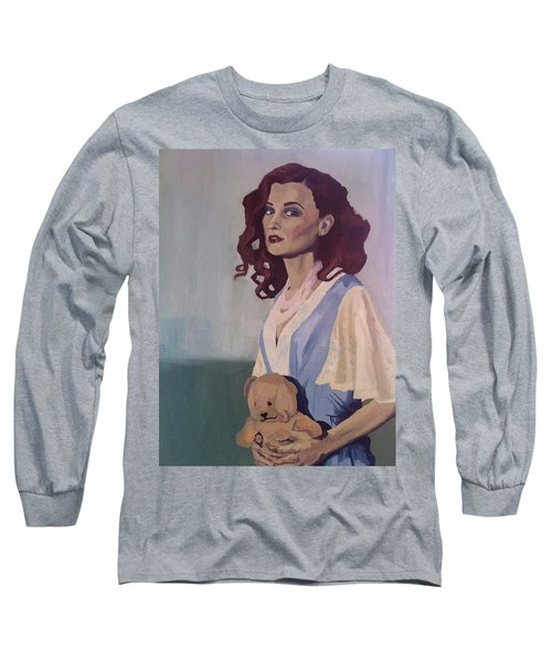 Katie - Teddy Bear Long Sleeve T-Shirt