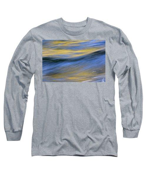 Long Sleeve T-Shirt featuring the photograph Kawaakari by Cathie Douglas
