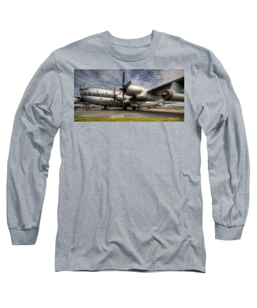 Kc-97 Tanker Long Sleeve T-Shirt