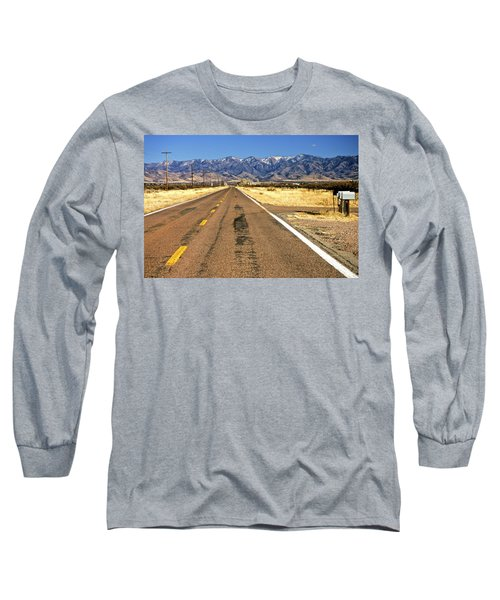 Keep Right On Long Sleeve T-Shirt