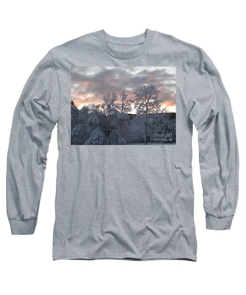 Long Sleeve T-Shirt featuring the photograph Kent Ct Oct 2011 by HEVi FineArt