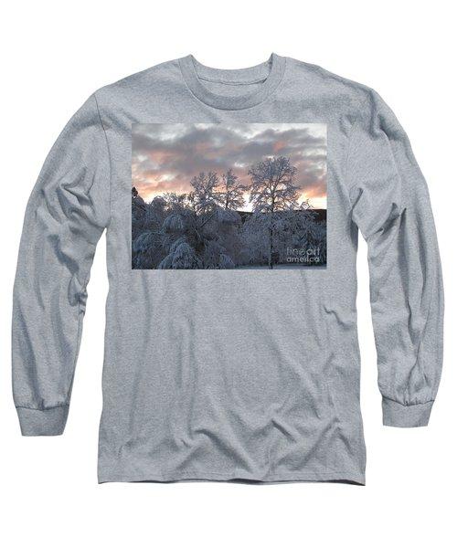 Kent Ct Oct 2011 Long Sleeve T-Shirt by HEVi FineArt