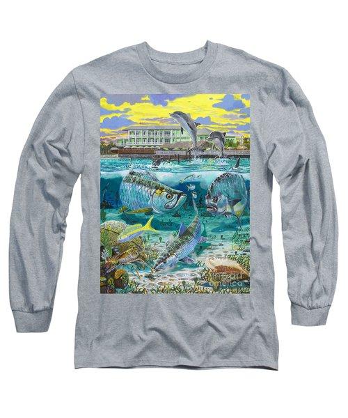Key Largo Grand Slam Long Sleeve T-Shirt