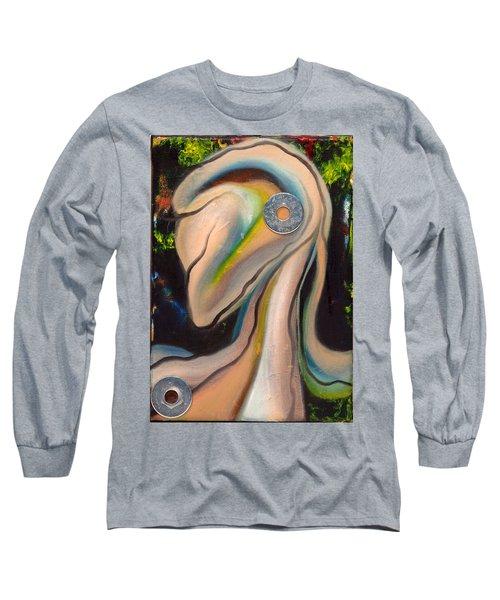 Kikeriki Long Sleeve T-Shirt by Sheridan Furrer