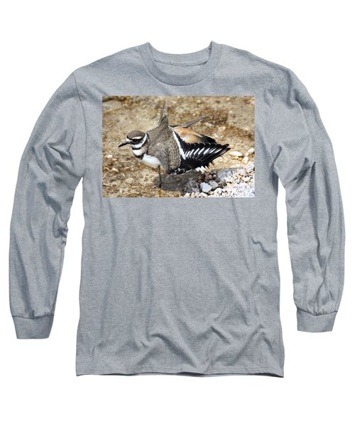 Killdeer Fakeout Long Sleeve T-Shirt