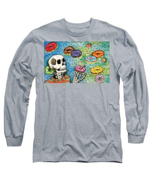 killer Donuts Long Sleeve T-Shirt
