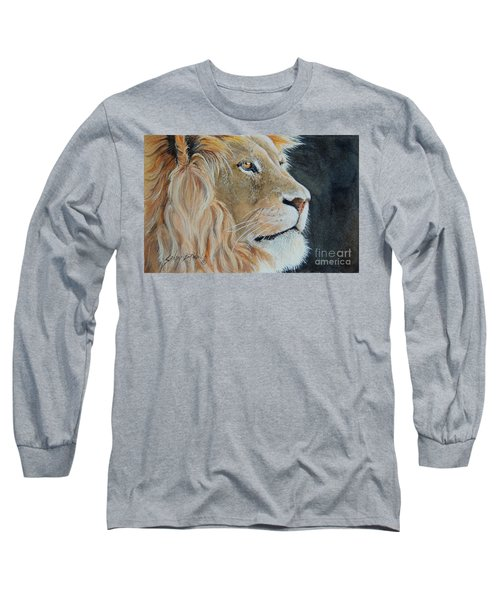 King Of The Forest.  Sold Long Sleeve T-Shirt
