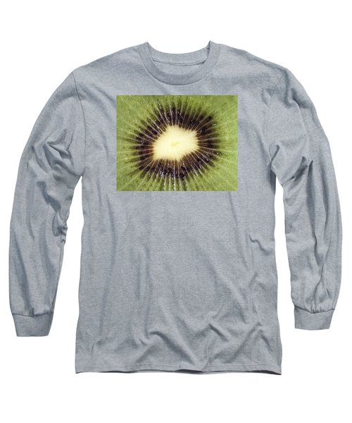 Kiwi Cut Long Sleeve T-Shirt
