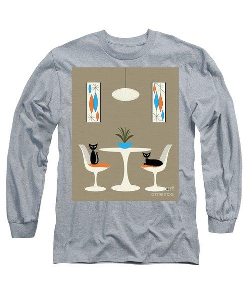 Knoll Table Long Sleeve T-Shirt