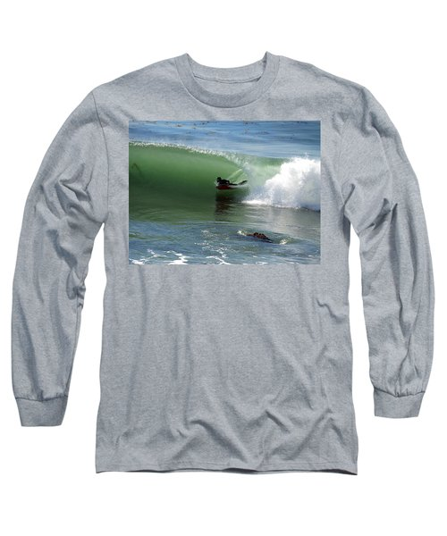 Know What Lies Beneath Long Sleeve T-Shirt
