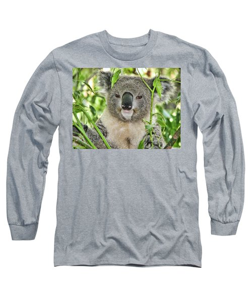 Koala Bear Long Sleeve T-Shirt