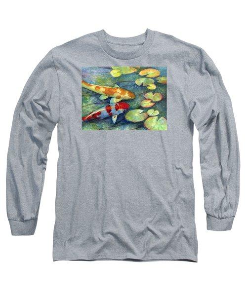 Koi Garden Long Sleeve T-Shirt