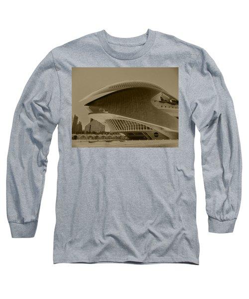 L' Hemisferic - Valencia Long Sleeve T-Shirt