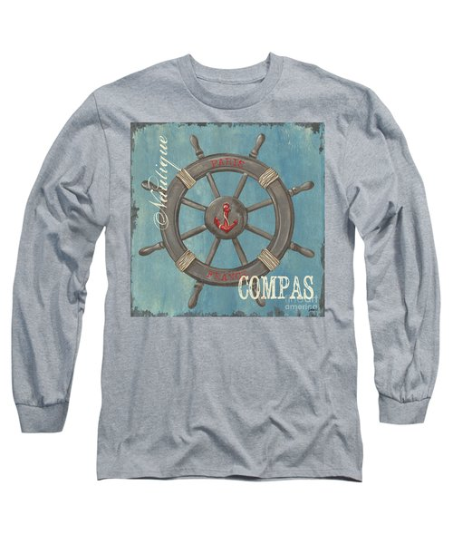 La Mer Compas Long Sleeve T-Shirt