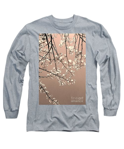 La Vie En Rose Long Sleeve T-Shirt