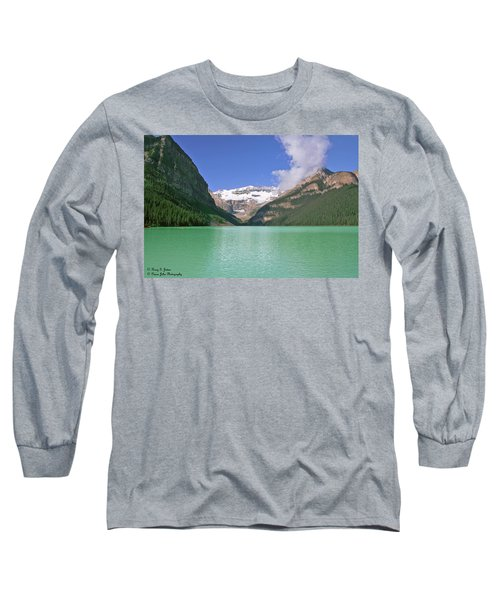 Lake Louise -1 Long Sleeve T-Shirt