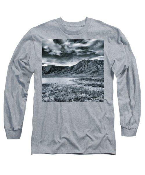 Land Shapes 33 Long Sleeve T-Shirt