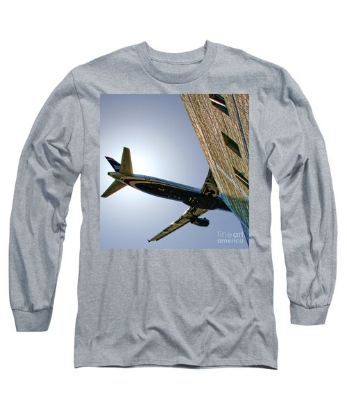 Landing By Diana Sainz Long Sleeve T-Shirt