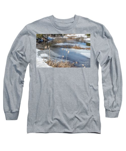 Last Days Of Winter Long Sleeve T-Shirt