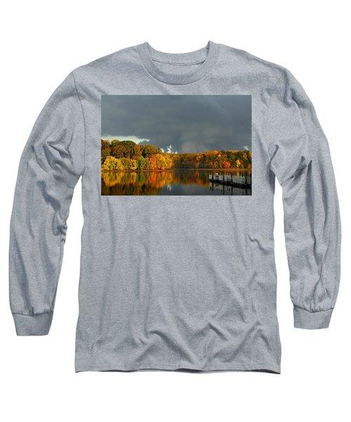 Late Autumn Storm Long Sleeve T-Shirt