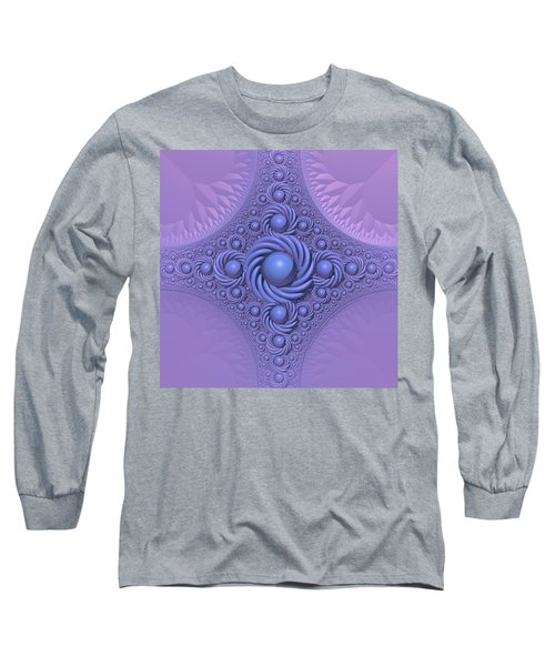 Lavender Beauty Long Sleeve T-Shirt