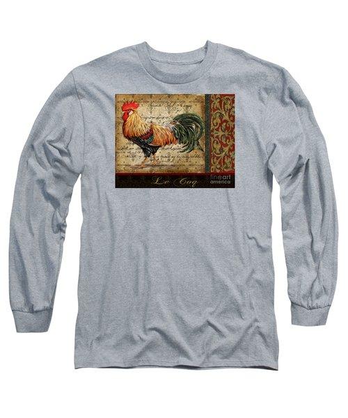 Le Coq-c Long Sleeve T-Shirt