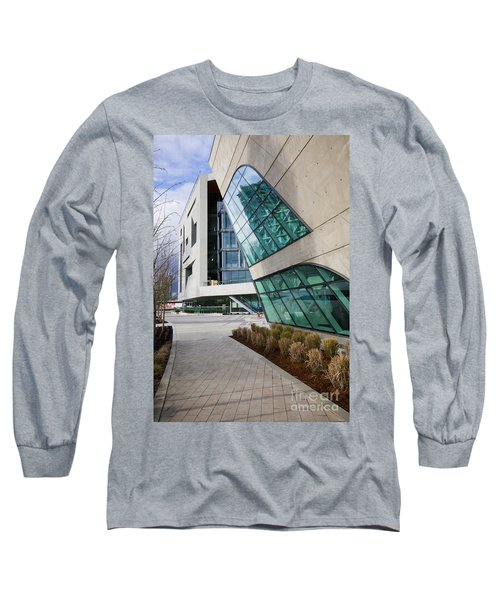 Leaning Long Sleeve T-Shirt