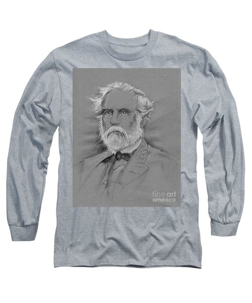 Lee's Battle-blood Up Long Sleeve T-Shirt