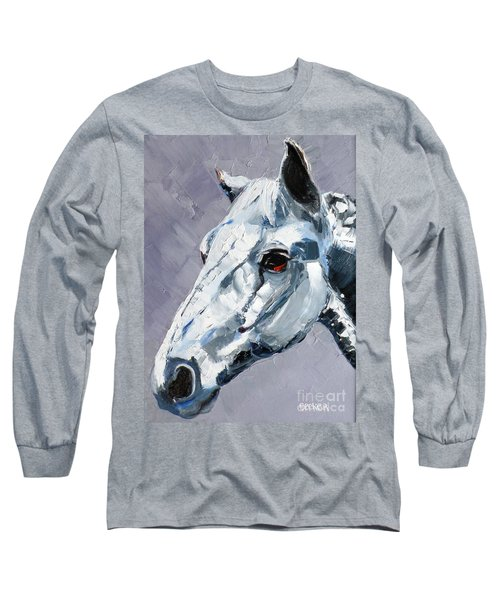 Legend - Sport Horse Long Sleeve T-Shirt