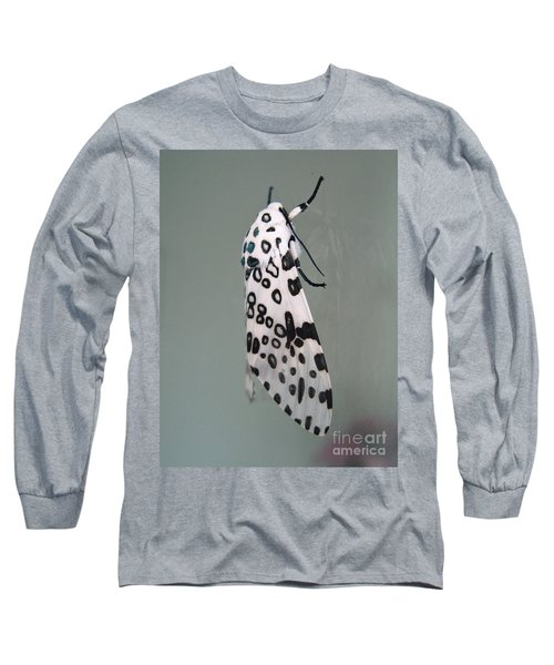 Leopard Moth Long Sleeve T-Shirt