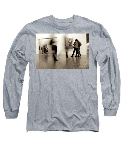 Les Fantasmes De Pompidou Long Sleeve T-Shirt