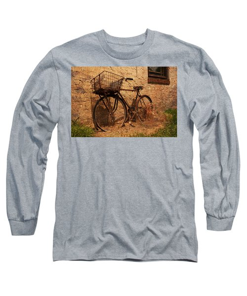 Let's Go Ride A Bike Long Sleeve T-Shirt
