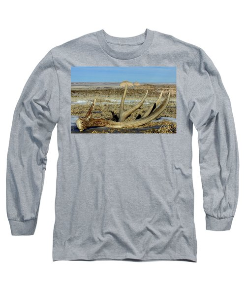 Life Above The Buttes Long Sleeve T-Shirt