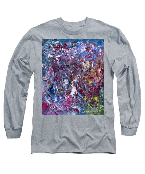 A Thousand And One Paintings Long Sleeve T-Shirt