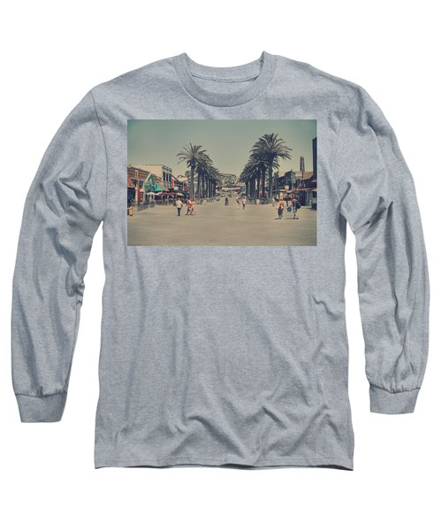 Life In A Beach Town Long Sleeve T-Shirt