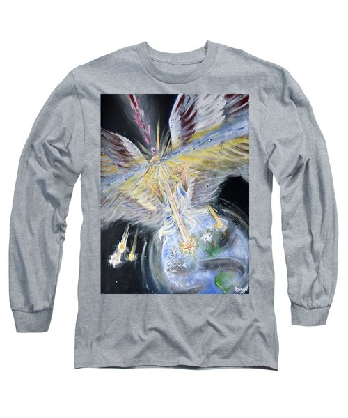 Light Of Awakening Long Sleeve T-Shirt