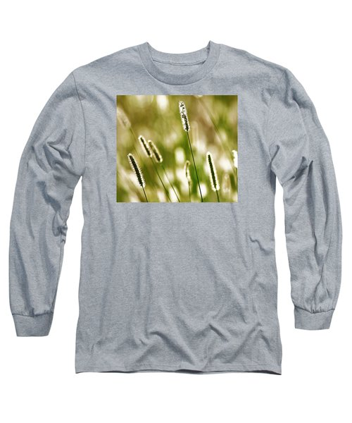 Long Sleeve T-Shirt featuring the photograph Light Play by Andy Crawford