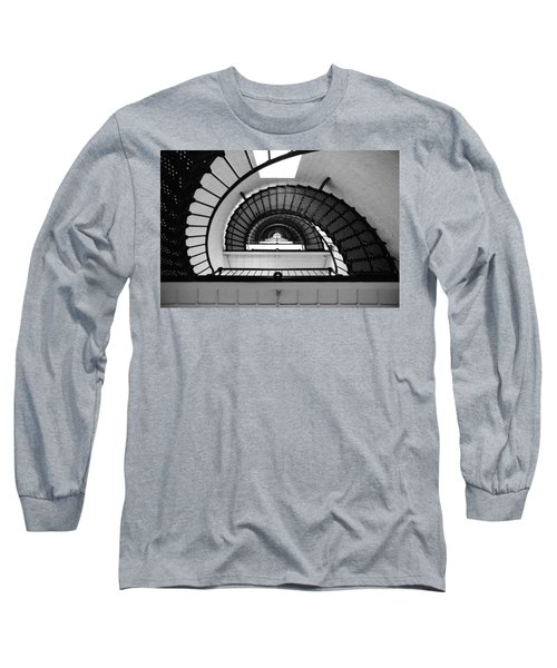 Lighthouse Spiral Long Sleeve T-Shirt