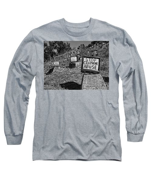 Limboland Long Sleeve T-Shirt
